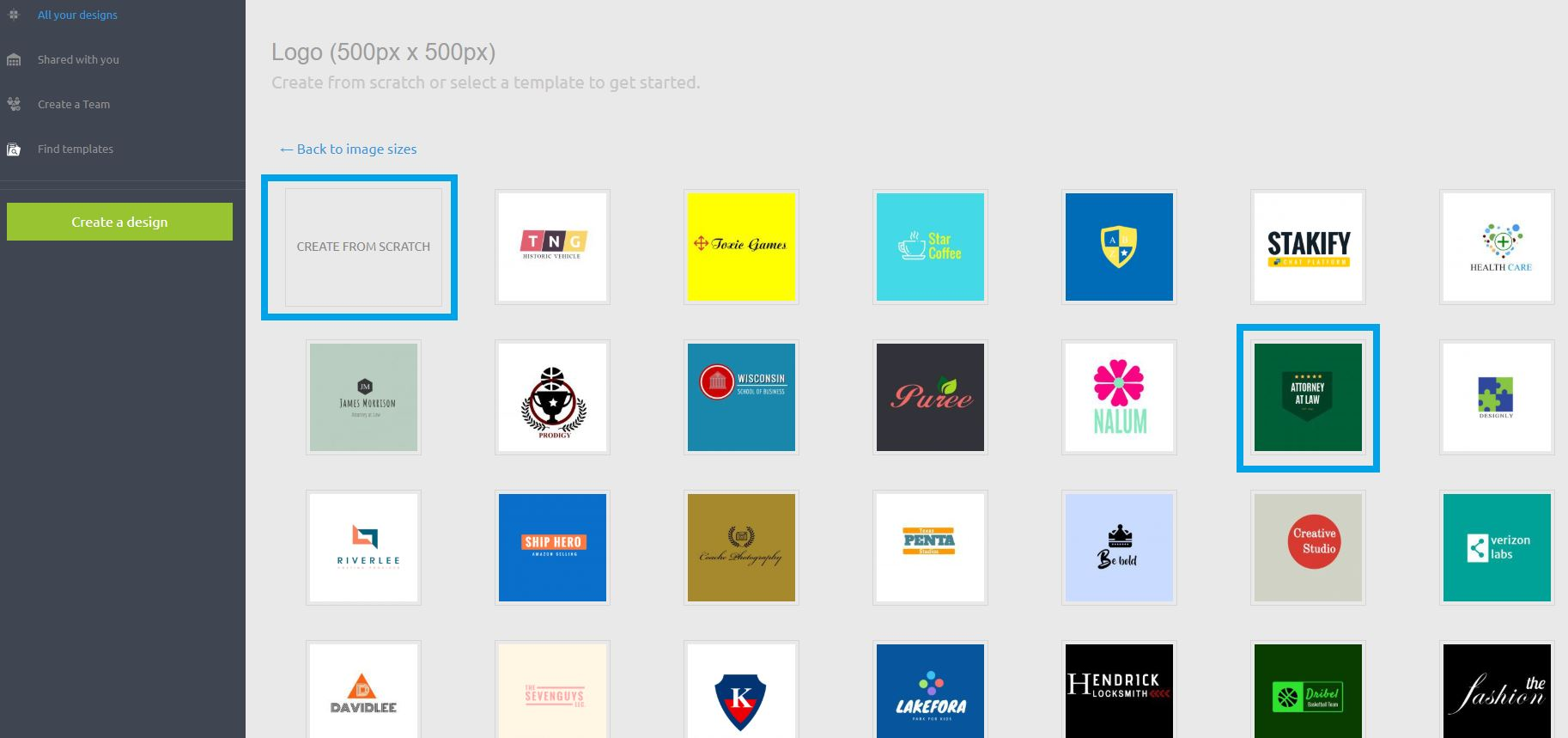 Free Logo Maker - Create high quality professional logo in 3 minutes