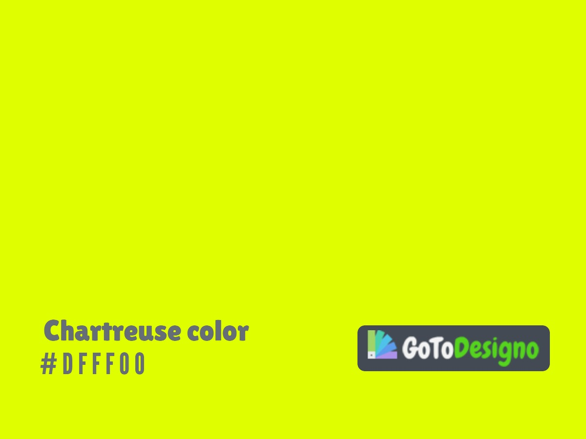 Chartreuse Color Meaning Hex Code And Contrasts Complete Guide