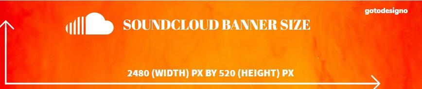 Soundcloud Banner Dimensions