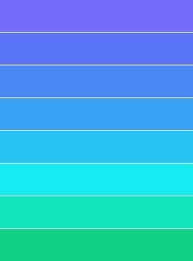 Blue Gradient 7